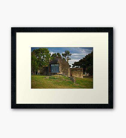 Fort Lytton National Park Framed Print