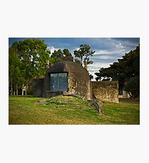 Fort Lytton National Park Photographic Print