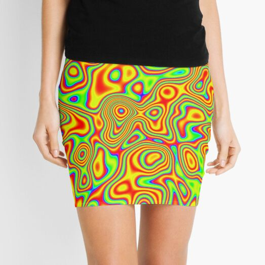 Want colors? Mini Skirt