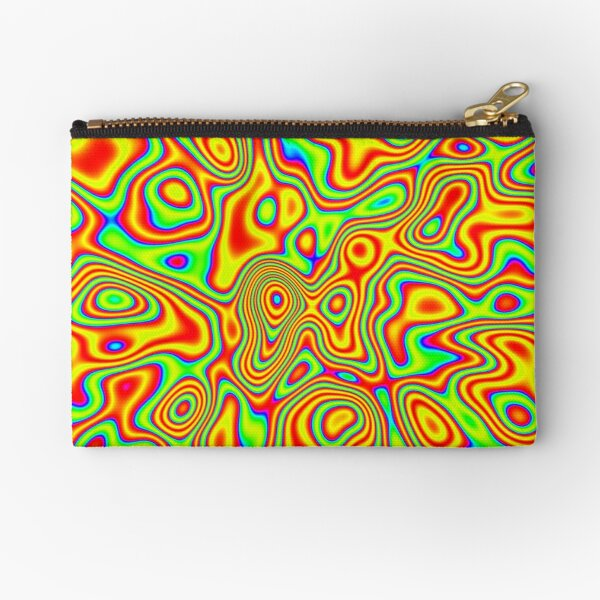 Want colors? Zipper Pouch