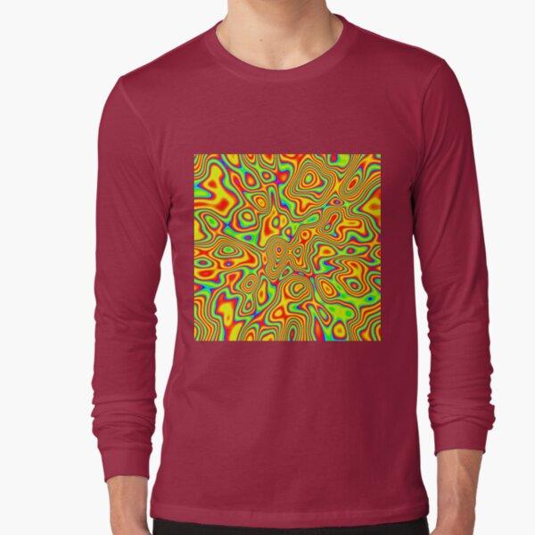 Want colors? Long Sleeve T-Shirt
