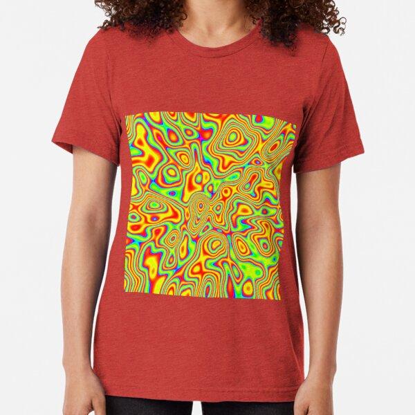 Want colors? Tri-blend T-Shirt