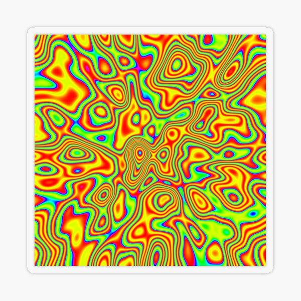 Want colors? Transparent Sticker