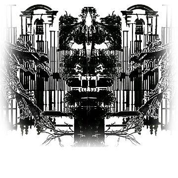 Jail Space  by albertot