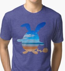 Azumarill used surf Tri-blend T-Shirt