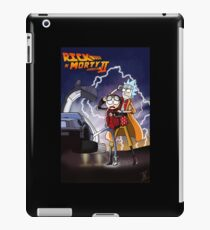Rick n' Morty: To The Future iPad Case/Skin