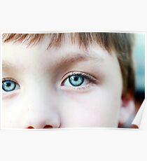Eye Lashes Poster