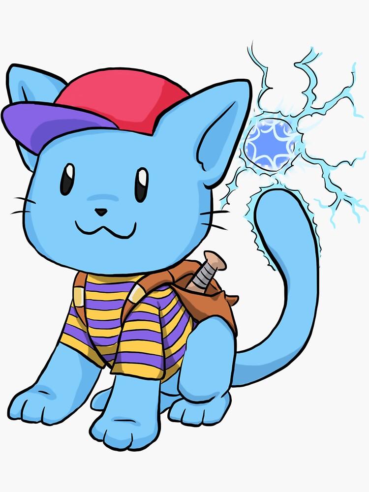 PK Meow by deniseyu