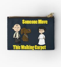 Peanuts Meet Star Wars Studio Pouch