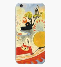 Small World iPhone Case