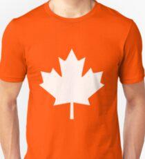 Canada Maple Leaf Flag Emblem T-Shirt