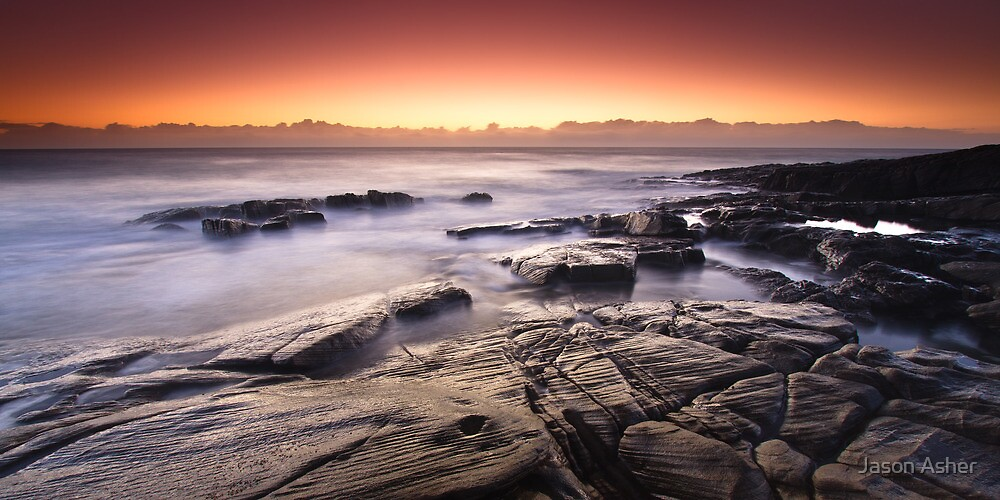 """""""Subtle Restlessness"""" ∞ Point Arkwright, QLD - Australia by Jason Asher"""