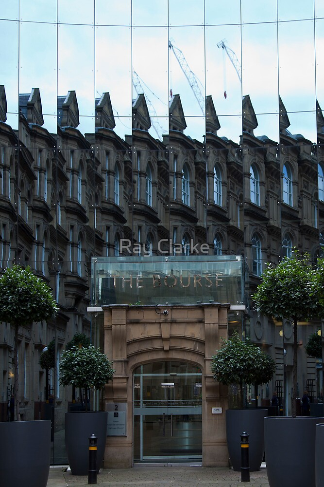 The Bourse by Ray Clarke