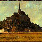 Mont Saint Michel, France (The Marvel) by David Carton