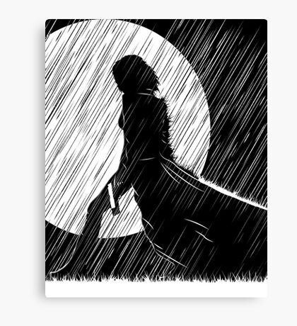 Death dealer Canvas Print