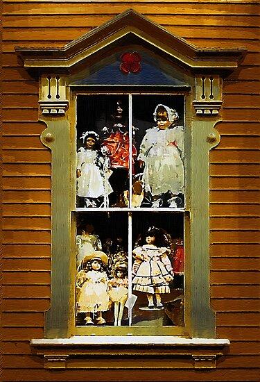 Dollhouse Gothic by RC deWinter