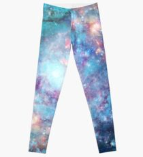 Abstract galaxies 2 Leggings