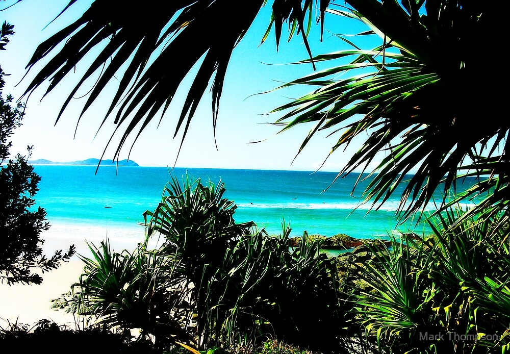 Paradise by mark thompson