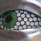 """""""Green Env-eye"""" by technochick"""