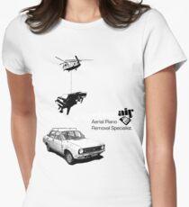 Careless Air Women's Fitted T-Shirt