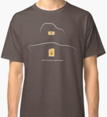 Don't Charge, Supercharge Classic T-Shirt