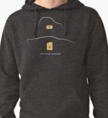 Don't Charge, Supercharge Pullover Hoodie