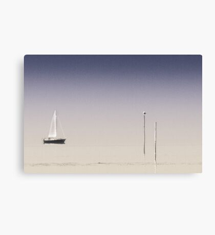 Distant Horizons Canvas Print