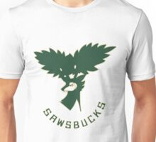 NEW Milwaukee Sawsbucks Logo Unisex T-Shirt
