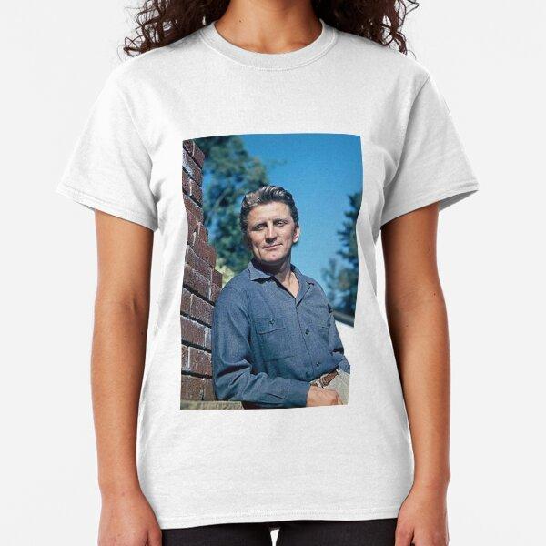 Kirk Douglas Happy Birthday Classic T-Shirt Unisex Tshirt