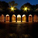 Bethesda Terrace Arcade, Central Park, New York by briceNYC