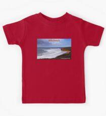 Bells Beach - Victoria, Australia. Classic surf lineup Kids Clothes
