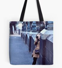 Melbourne Portrait Shoot 4 Tote Bag