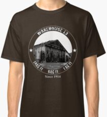 Warehouse 13 Classic T-Shirt