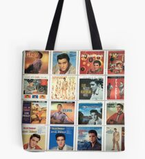 Elvis Collection............ Tote Bag