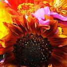 Bouquet Of Flowers by Jonice