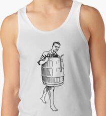 The Infidel's Plight, a.k.a. Barrel Man Tank Top