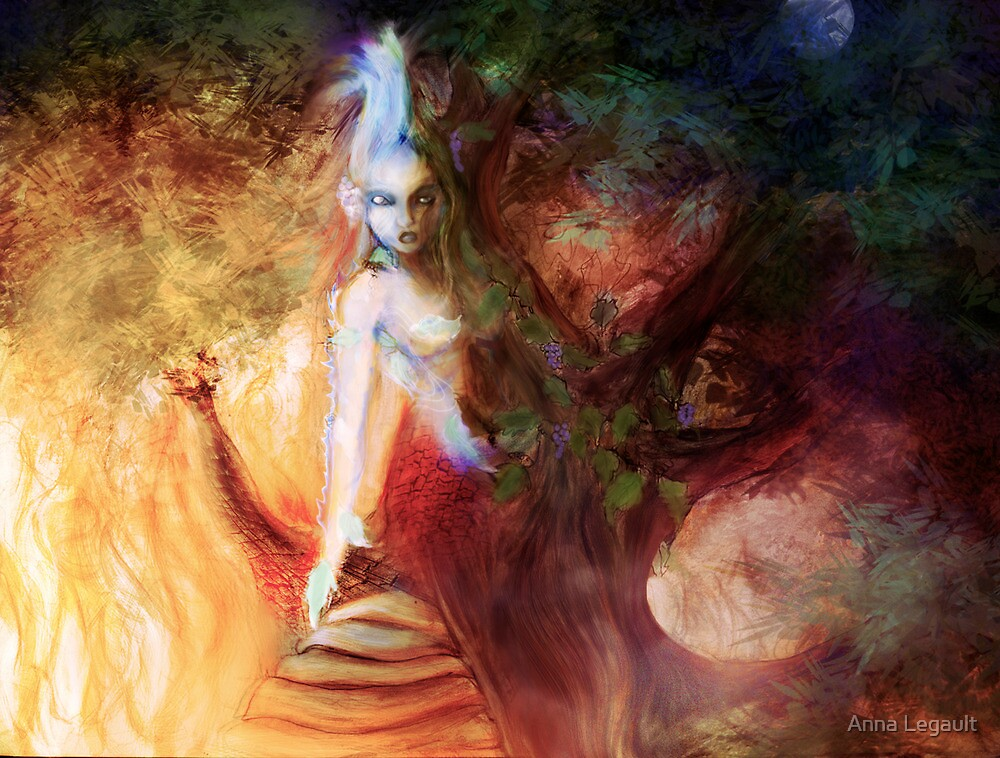 Elemental Shift by Anna Legault