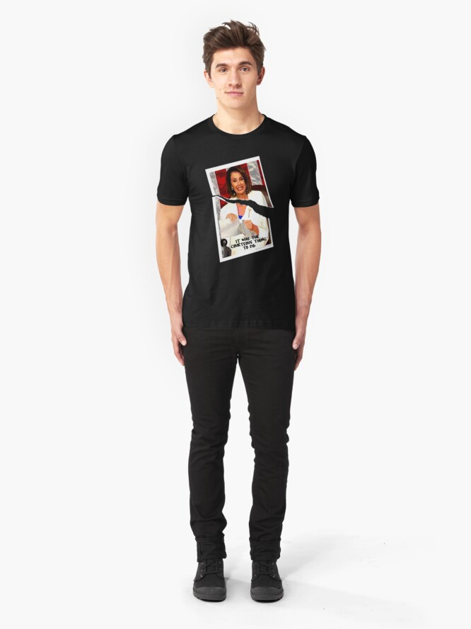 Alternate view of The Ripper Slim Fit T-Shirt