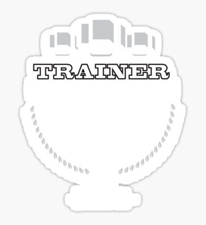 Pokemon Trainer Sticker