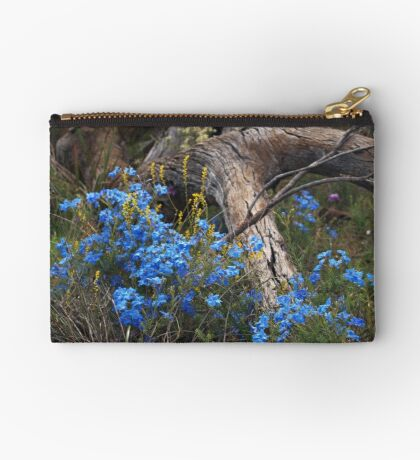 Lechenaultia and Tree Studio Pouch