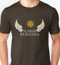 Icarus Removals (dark) T-Shirt