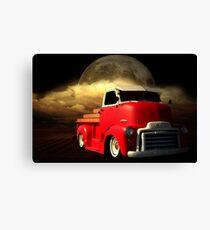 1949 GMC Cab Over Truck Canvas Print
