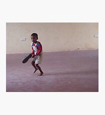 Kenyan Boy Photographic Print