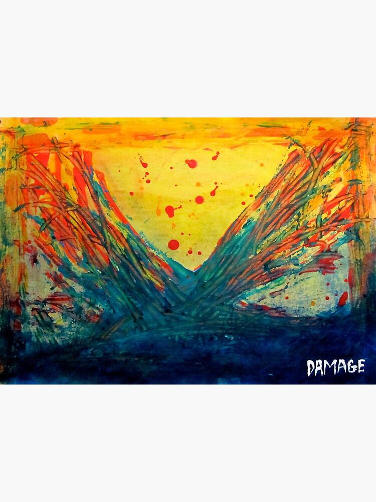 Volcanic Splash by Briandamage