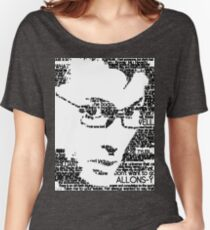 The Tenth Doctor Women's Relaxed Fit T-Shirt