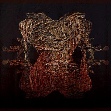 Wicker Man by ravenmadd