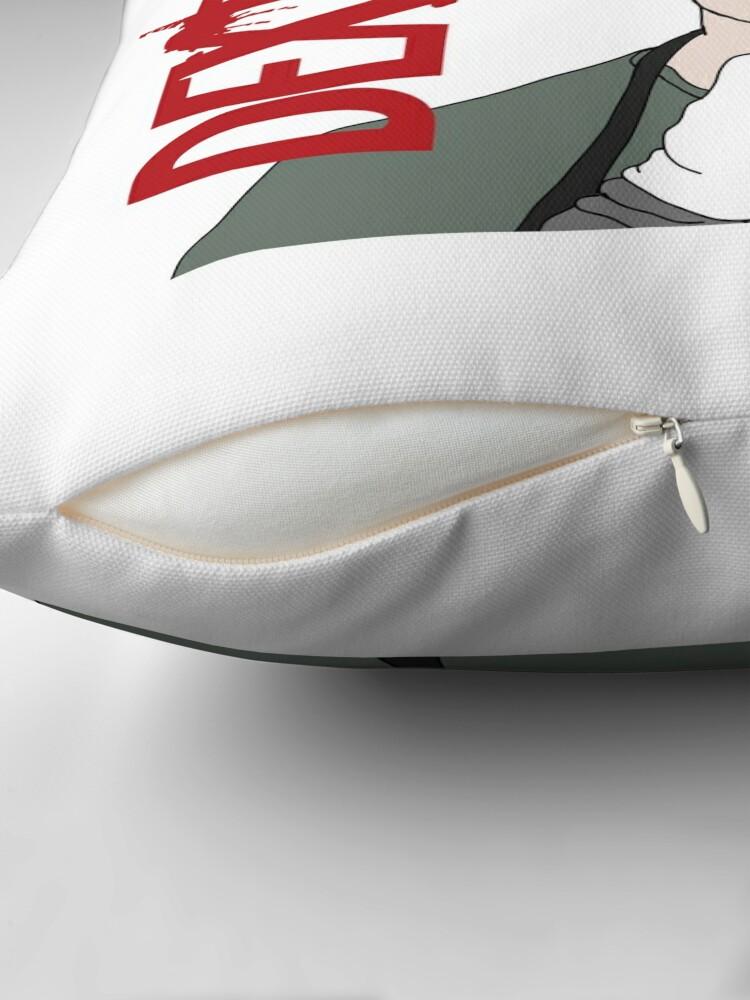 Alternate view of Dexter Morgan Shhhh Floor Pillow