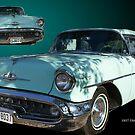 1957 Oldsmobile by TxGimGim