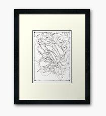 cudabeen a dragon Framed Print