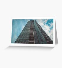 Building Greeting Card